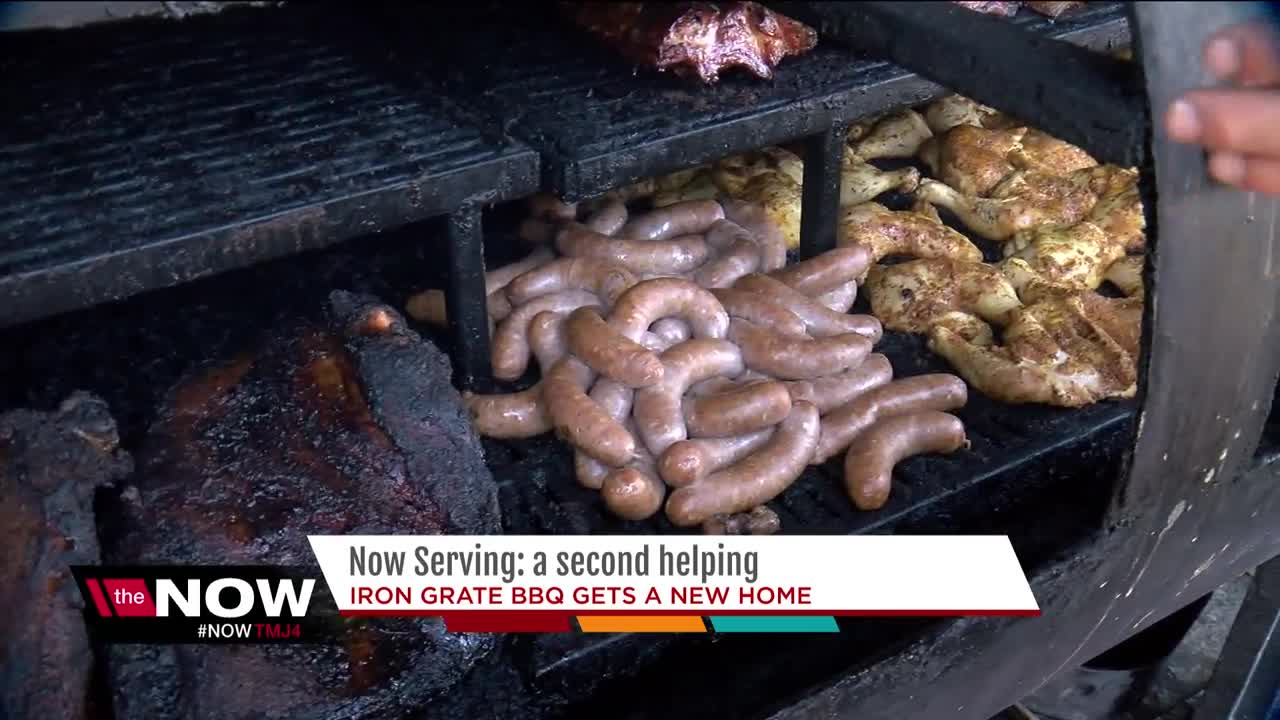 Now Serving: Second helping at Iron Grate BBQ