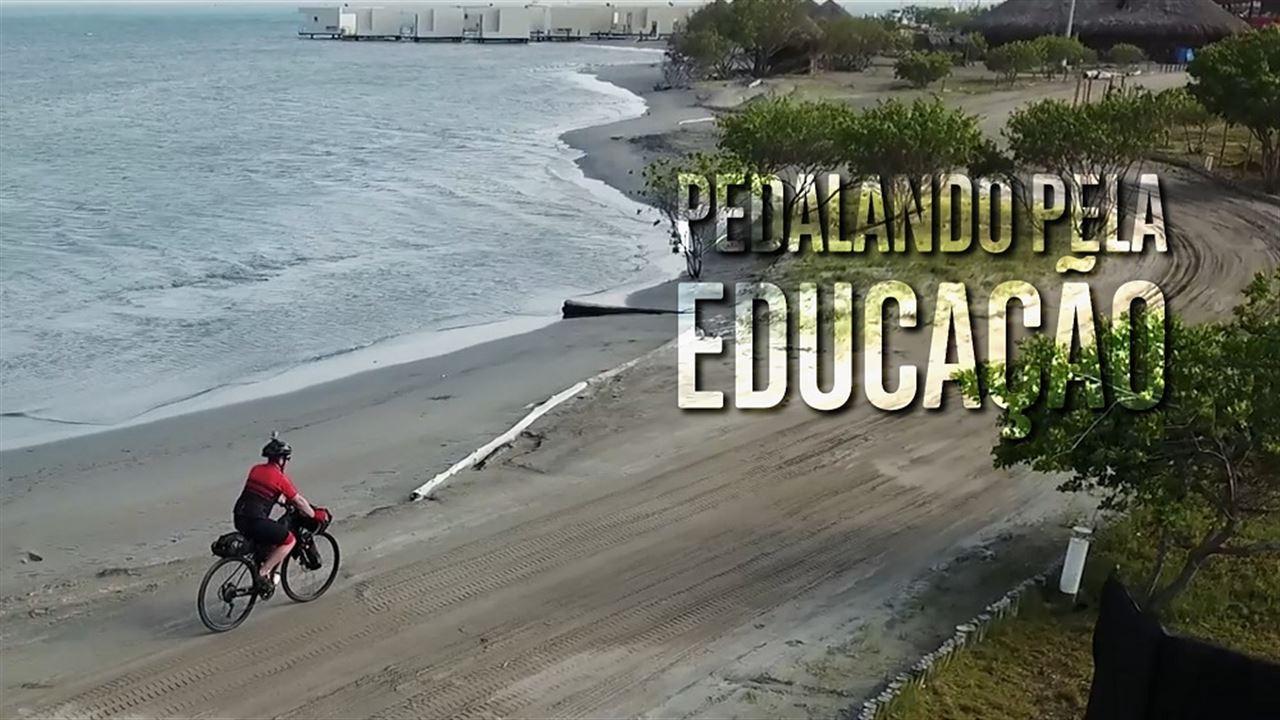 Pedalando pela educação