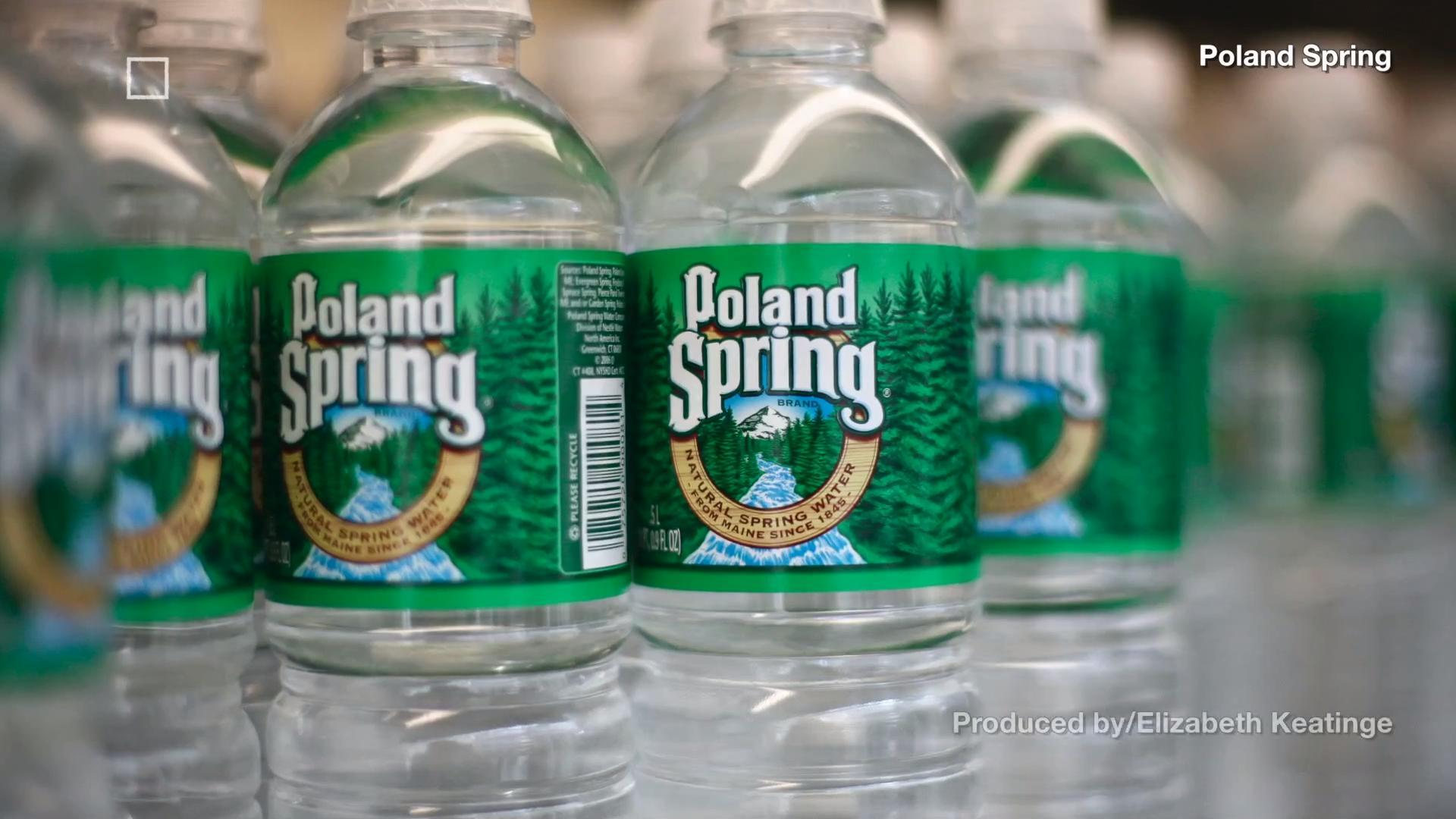 A New Lawsuit Claims Poland Spring Water is Selling Groundwater
