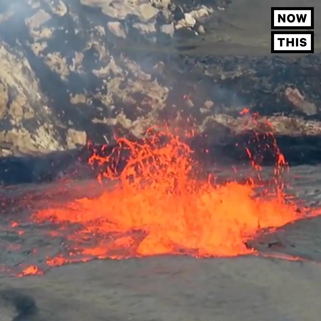 NASA Wants To Drill Into A Supervolcano