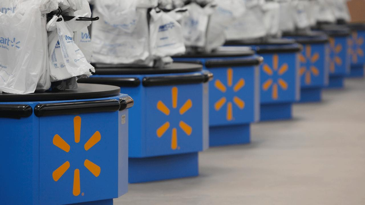 Walmart's Grocery Business Is Booming