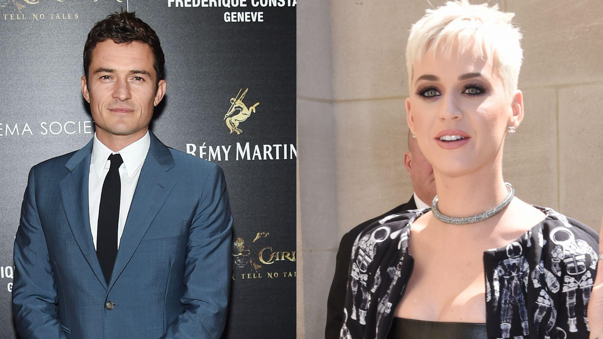Did Katy Perry and Orlando Bloom Rekindle Love at an Ed Sheeran Concert?