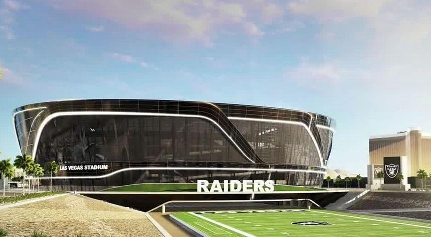 Raiders working on long to-do list for Las Vegas stadium