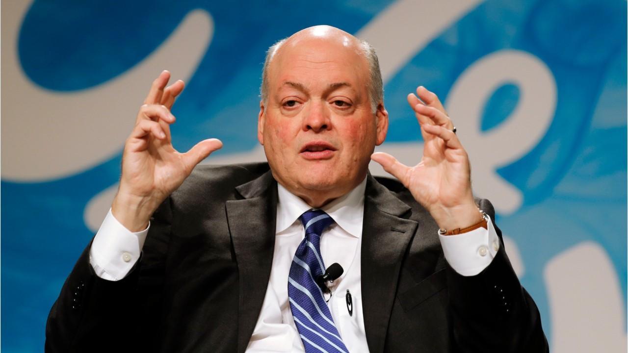 Ford's CEO Talks Future Of Transportation