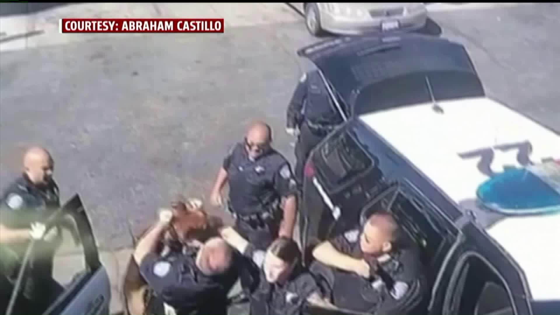 California Police Officer Bitten by K-9