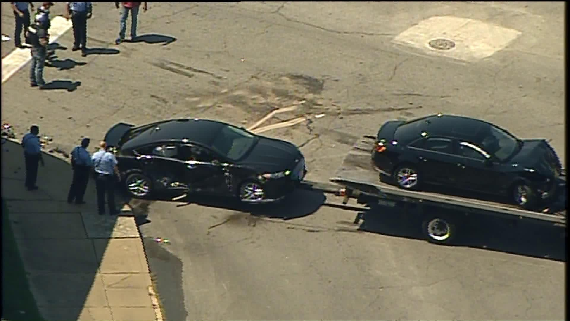 2 Officers Injured After Suspect Strikes Vehicle in St. Louis