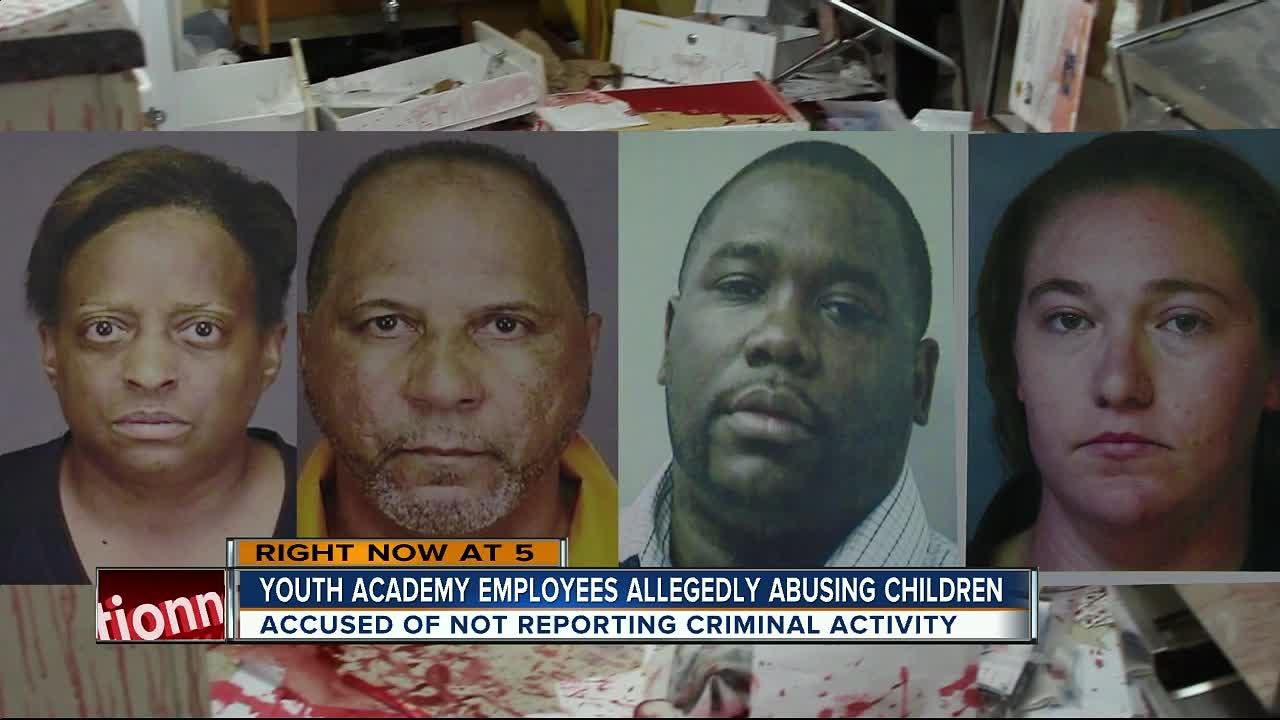 G4S Arrests: Former Department of Juvenile Justice employees arrested for multiple felonies