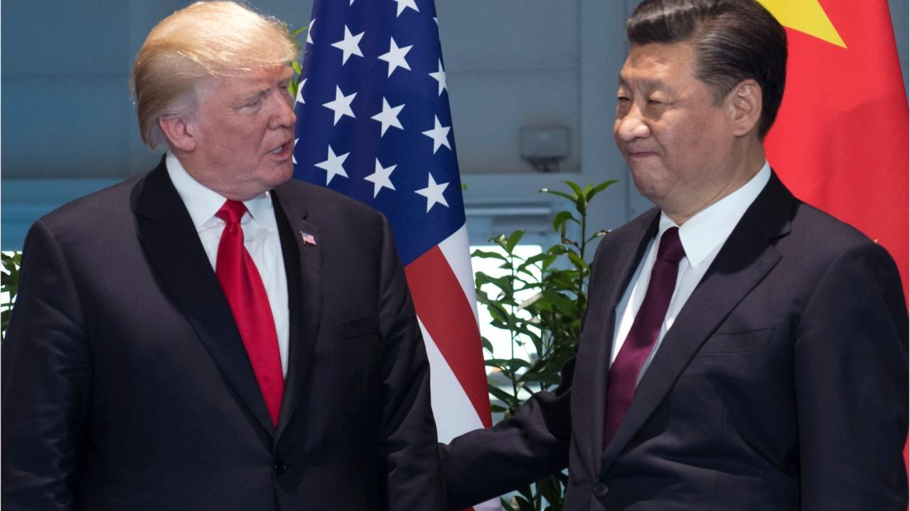 US Fires First Shot In Trade War With China