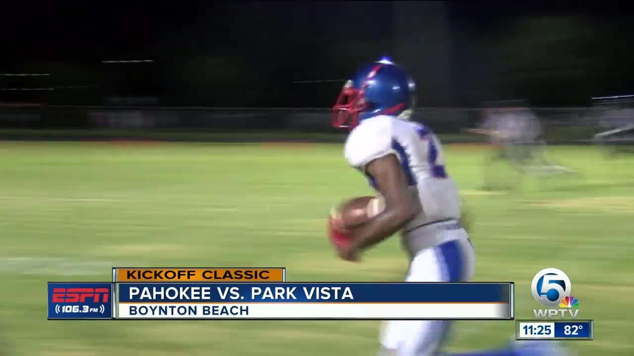 Incredible play leads Pahokee to win