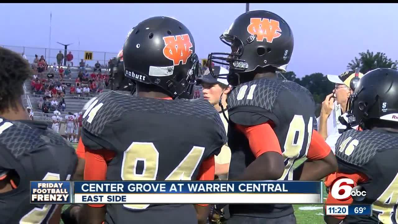HIGHLIGHTS: Warren Central v Center Grove
