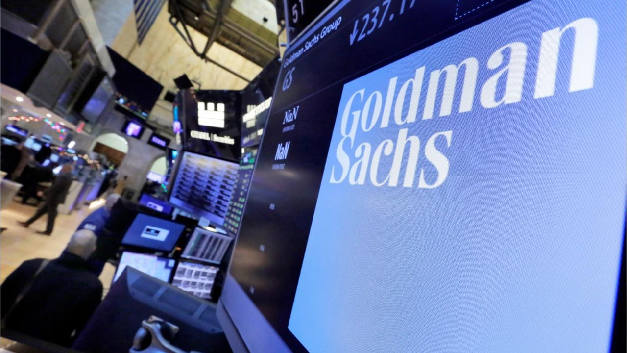 Goldman Sachs steps up game to compete with Silicon Valley