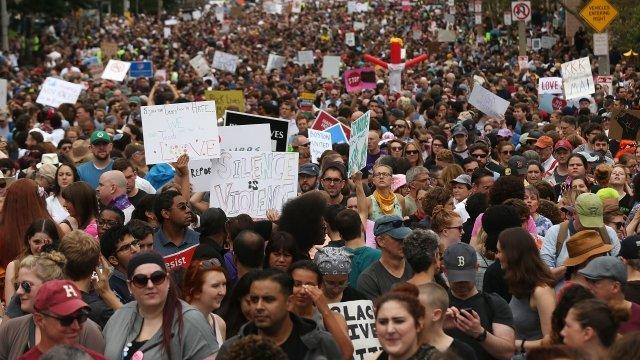 Boston 'Free Speech Rally' Ends Early