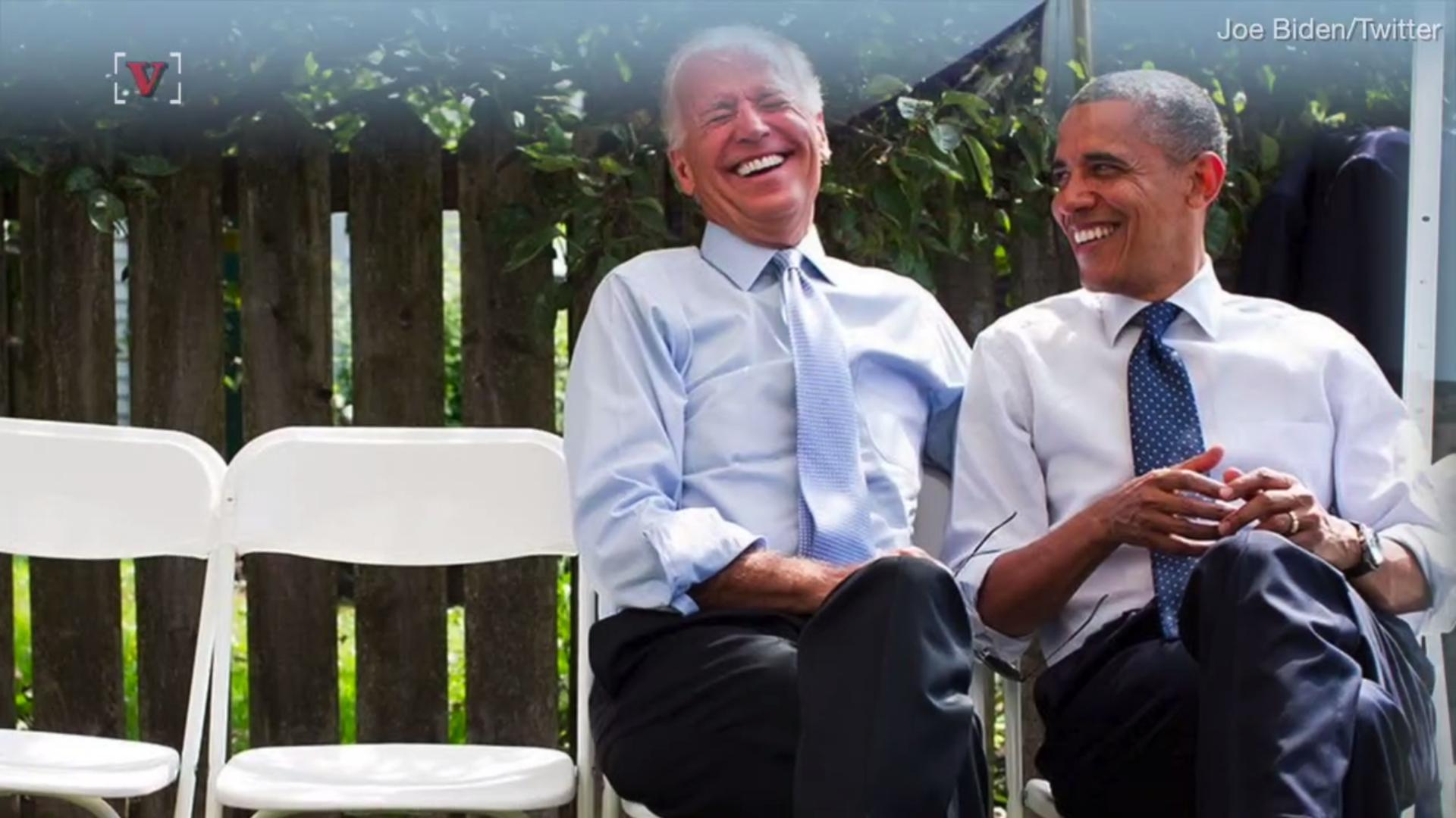 Get Ready For An Obama/Biden Animated Series