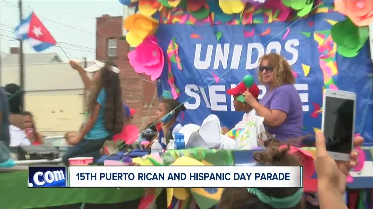 Puerto Rican and Hispanic Day of WNY Parade