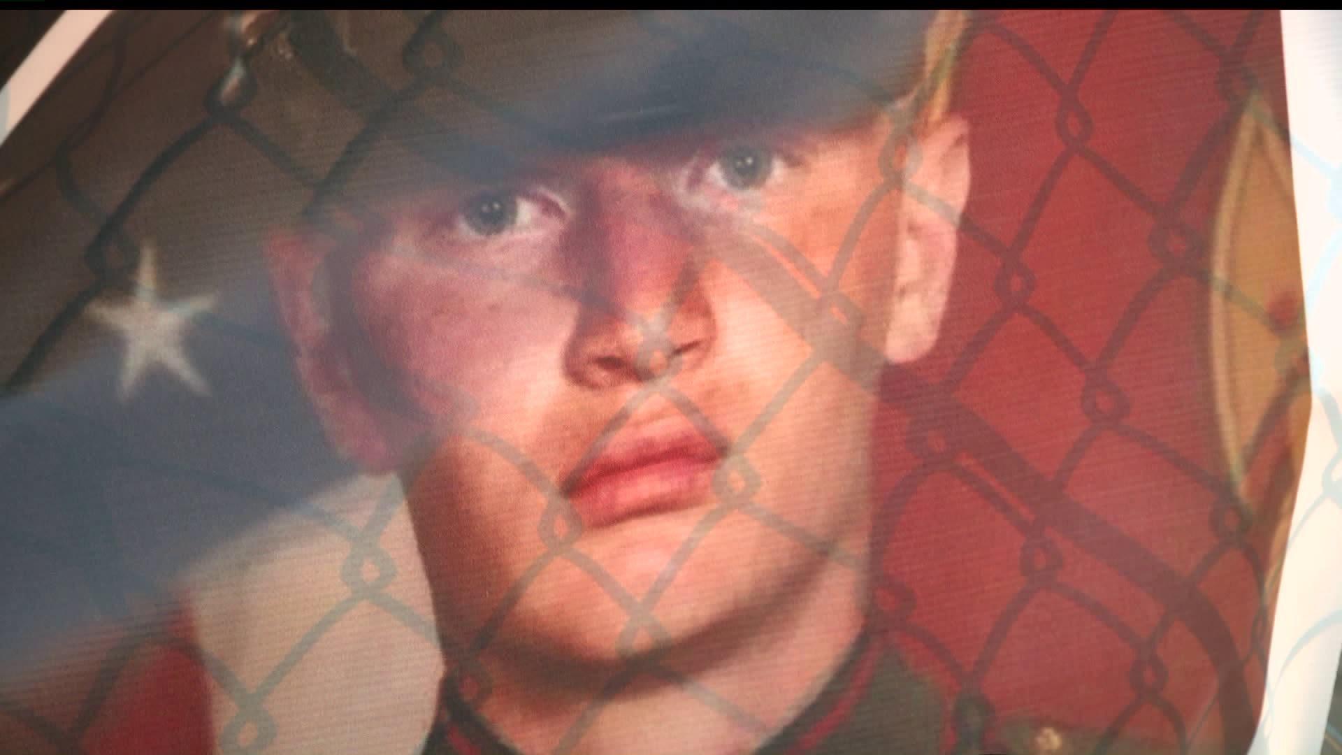 High School Football Team Honors Iowa Marine Killed in Freak Accident While Training