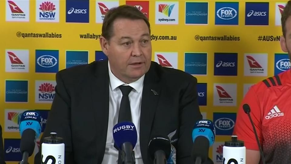 Cheika blames defensive inadequacies for New Zealand defeat