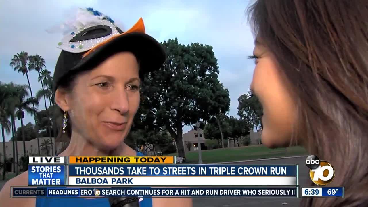6,500 runners race in Sunday's America's Finest City Half Marathon