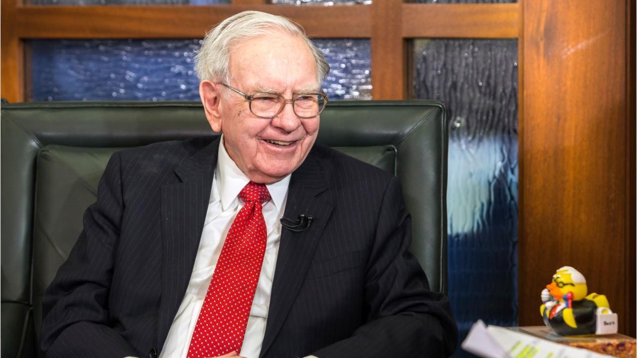 Warren Buffett Drops GE