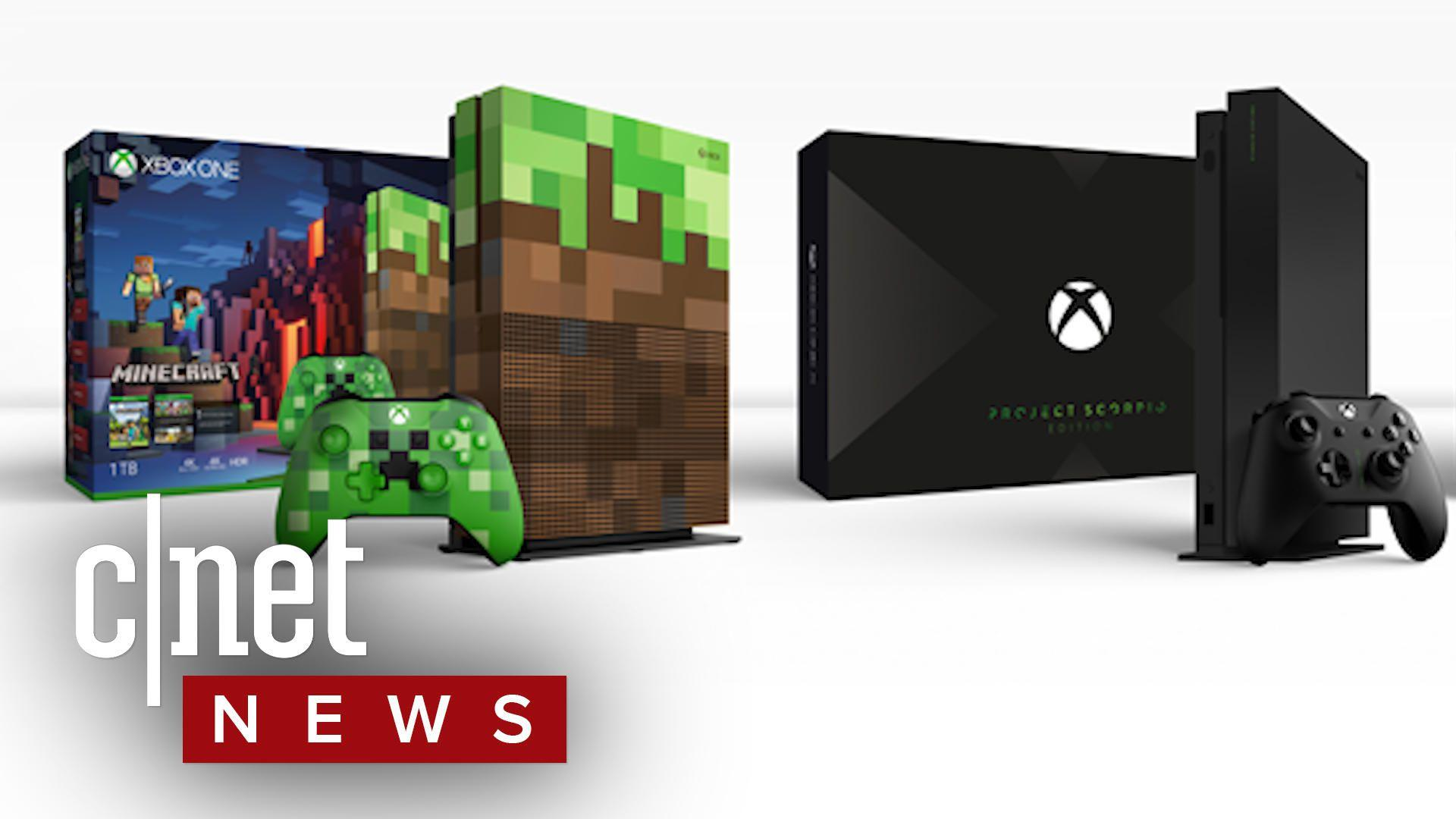 Namecheap dumps Daily Stormer, Xbox One X Preorders begin