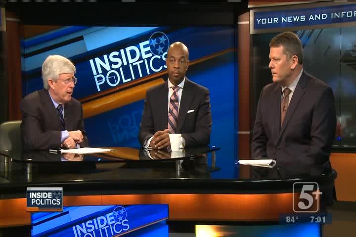 Inside Politics: Race Relations P.1