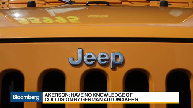 Former GM CEO Says He Would Have Loved to Buy Jeep Brand