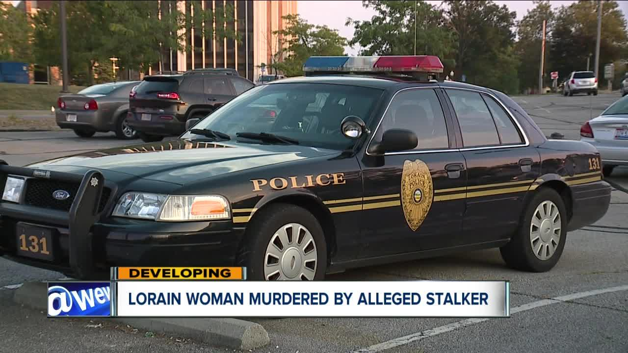 Police: Man murders 24-year-old Lorain woman before killing himself inside a garage in Amherst Twp