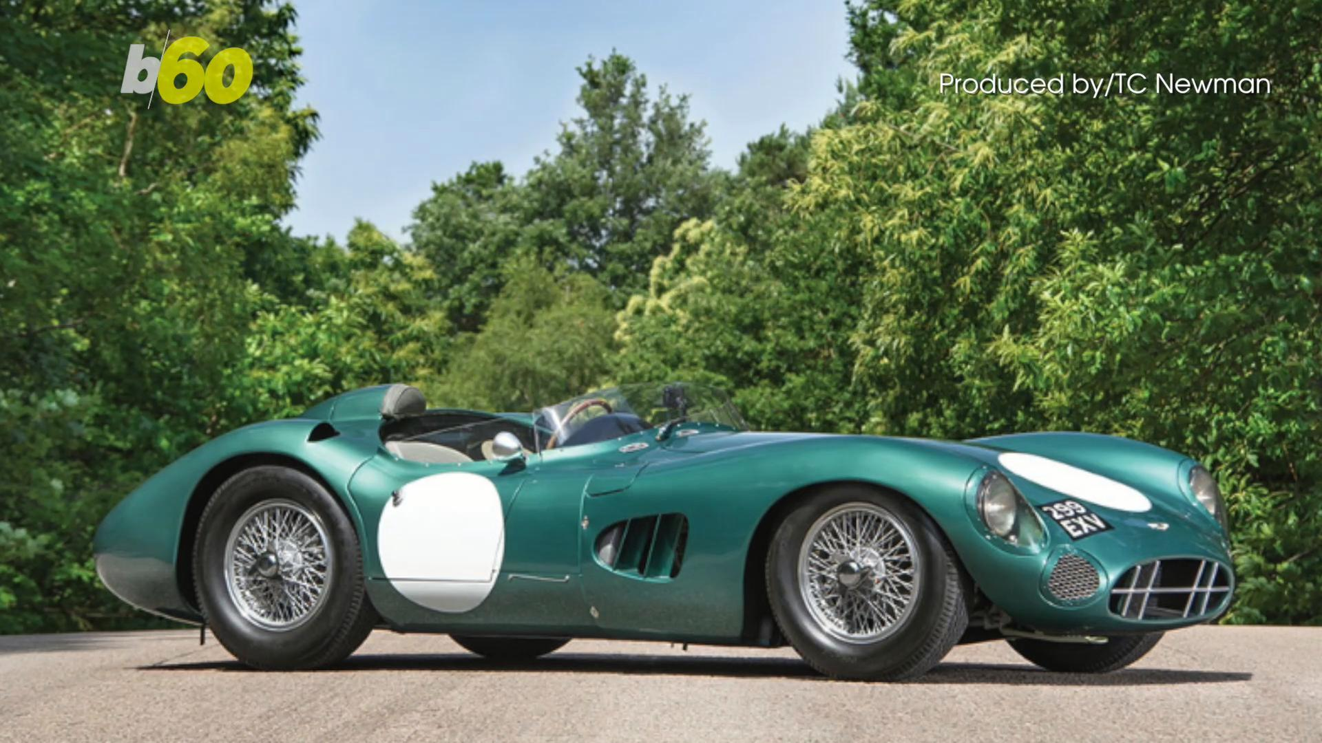 At $22.6 Million, This Car Has Just Become The Most Expensive British Car Ever Auctioned Off
