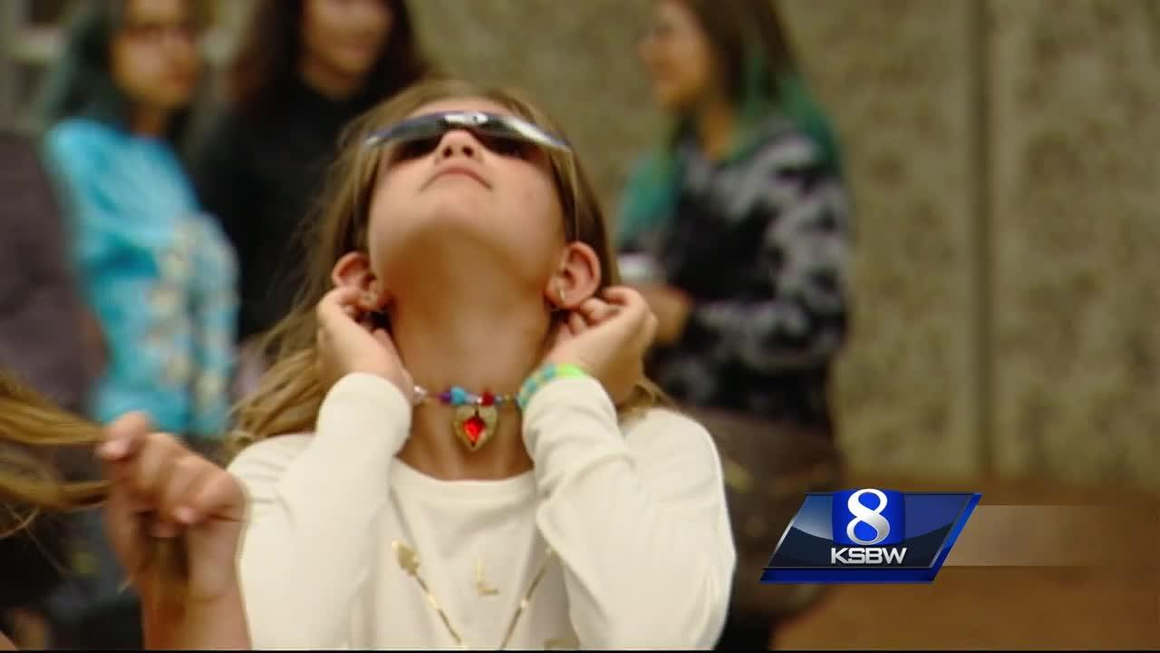 Central Coast eclipse eclipsed by fog