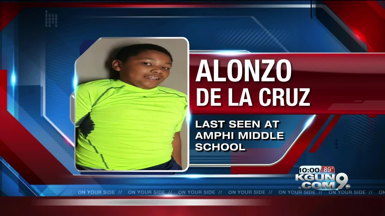 TPD searching for missing 11-year-old boy