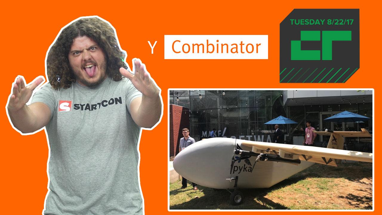 Crunch Report | First Day YC S17 Wraps Up