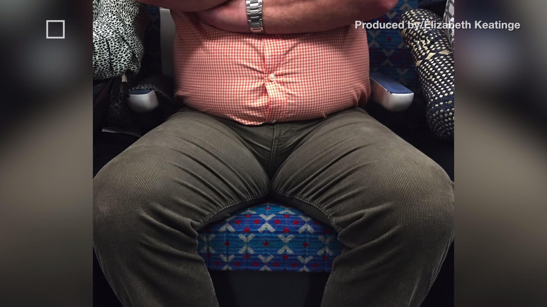 Los Angeles Metro Riders Face $75 'Manspreading' Fine
