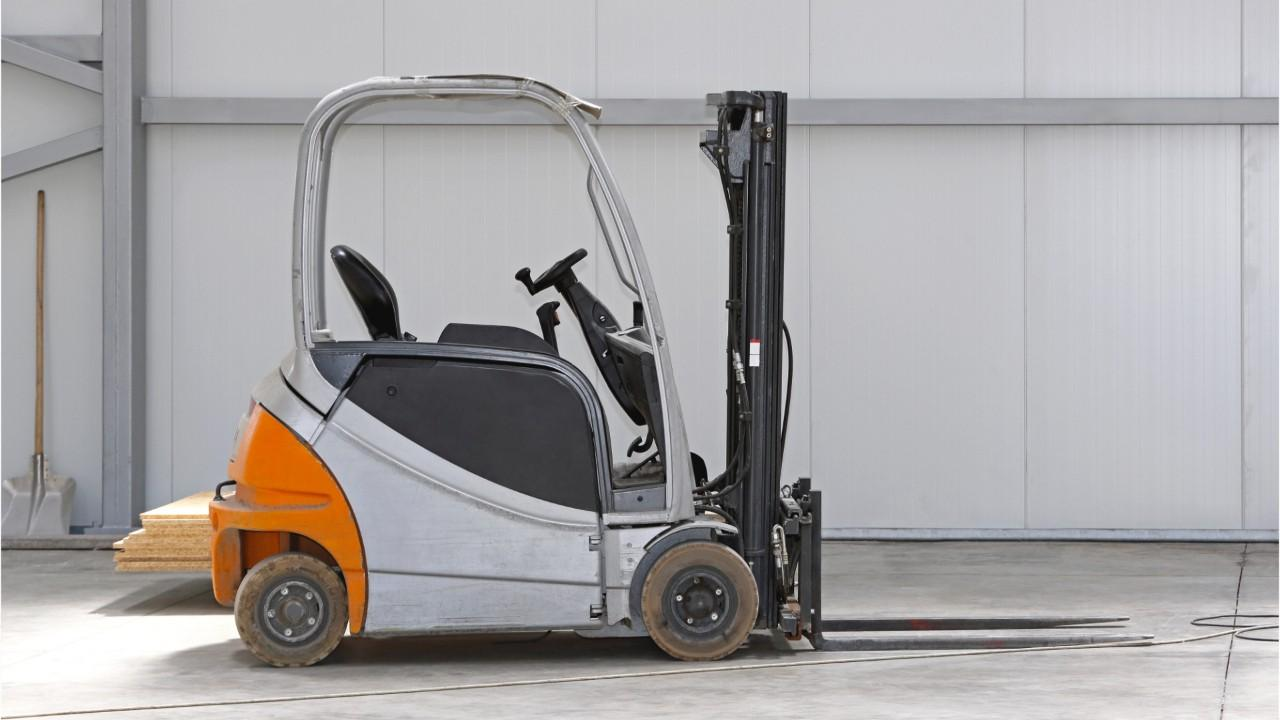 Tech Company Unveils Driverless Forklift