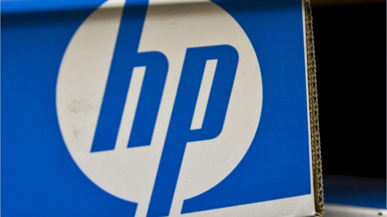 HP Inc Quarterly Revenue Increases