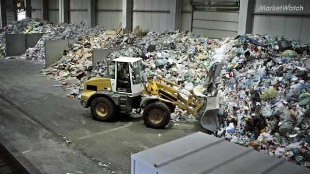 Can 350 million tons of waste a year help power America?