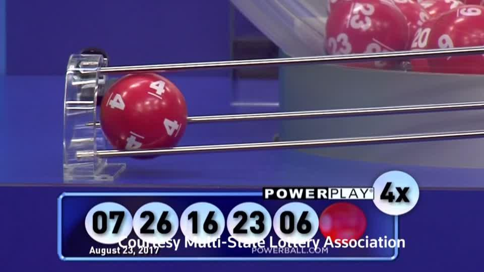 Massachusetts Powerball ticket wins $700 mln prize