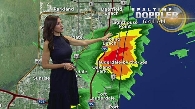 CBSMiami.com Weather 8/24 6AM