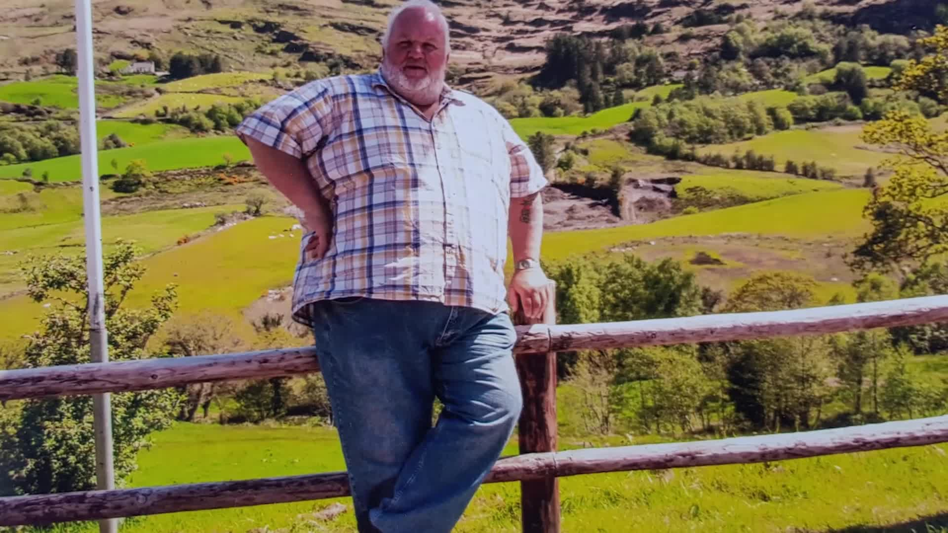 Grandad sheds over 13.5 stone to claim Slimming World title