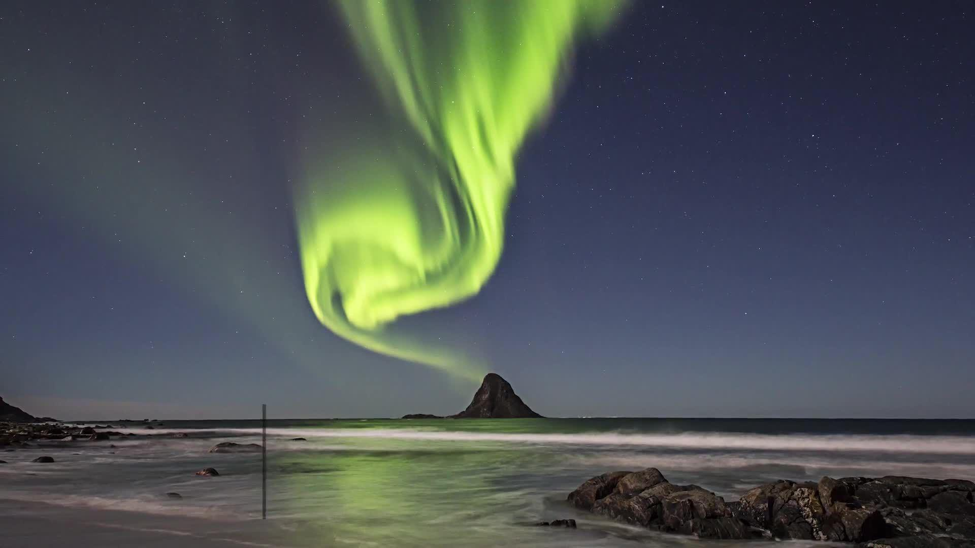 You Might Be Able to See the Northern Lights From the U.S. this Weekend