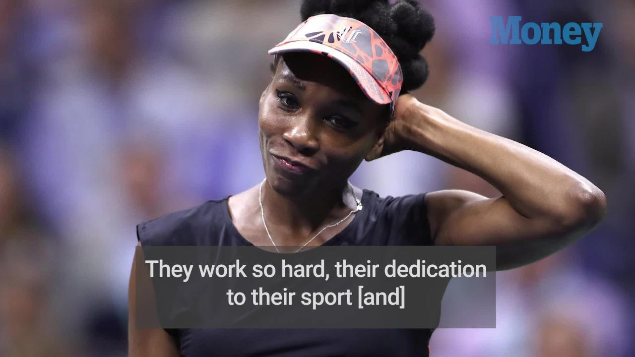 US Open Champion Sloane Stephens on the Sacrifices She's Made Along The Way