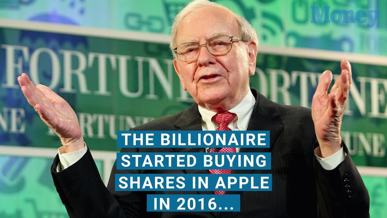 Warren Buffett Has Made a Killing Off Apple - Here's the Simple Reason He Invested in It