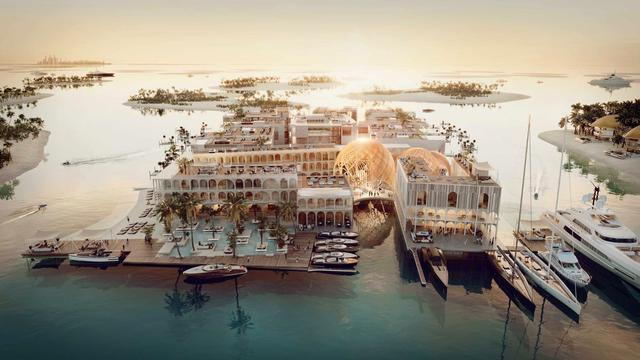 Plans Unveiled For A 'Floating Venice' In Dubai