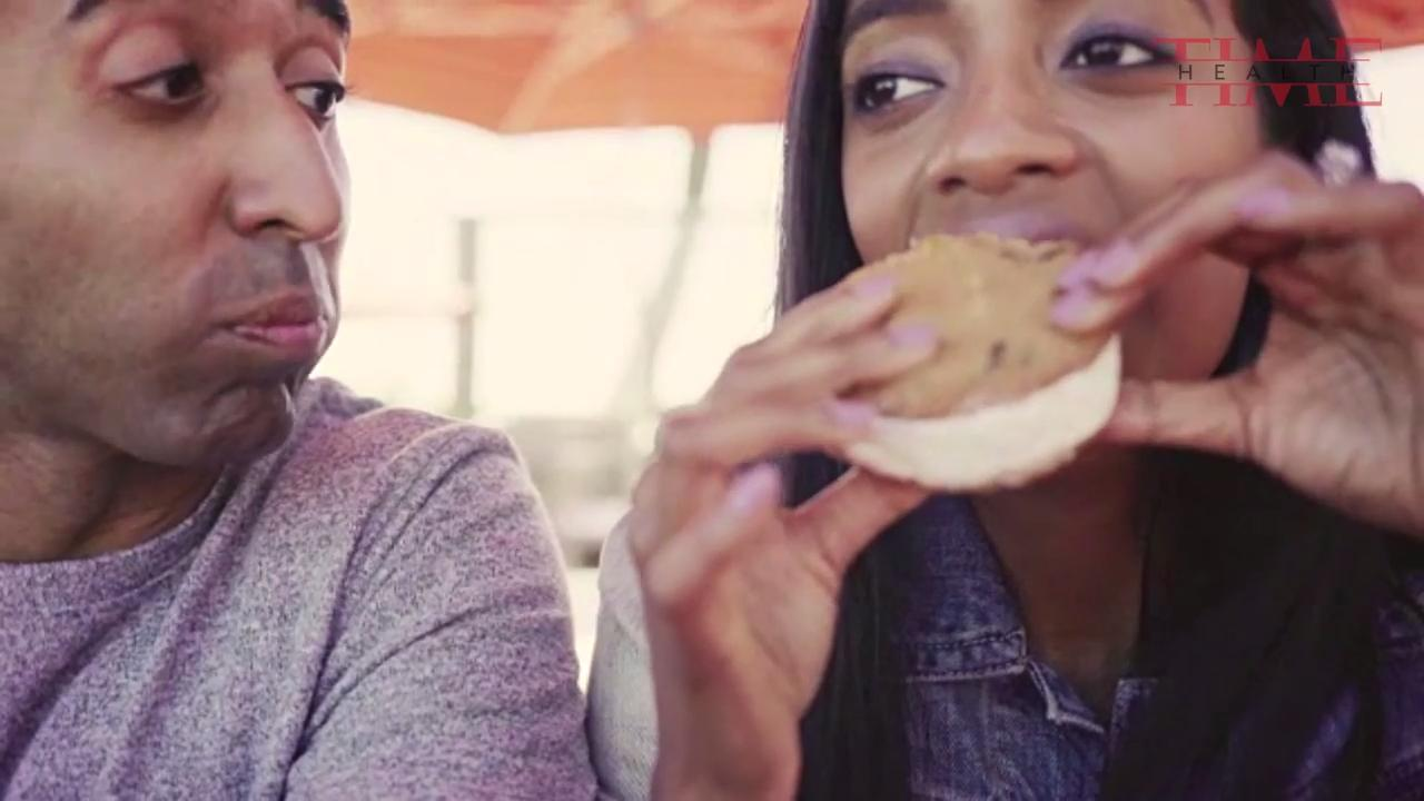 You Taste Food Differently When You're in a Relationship