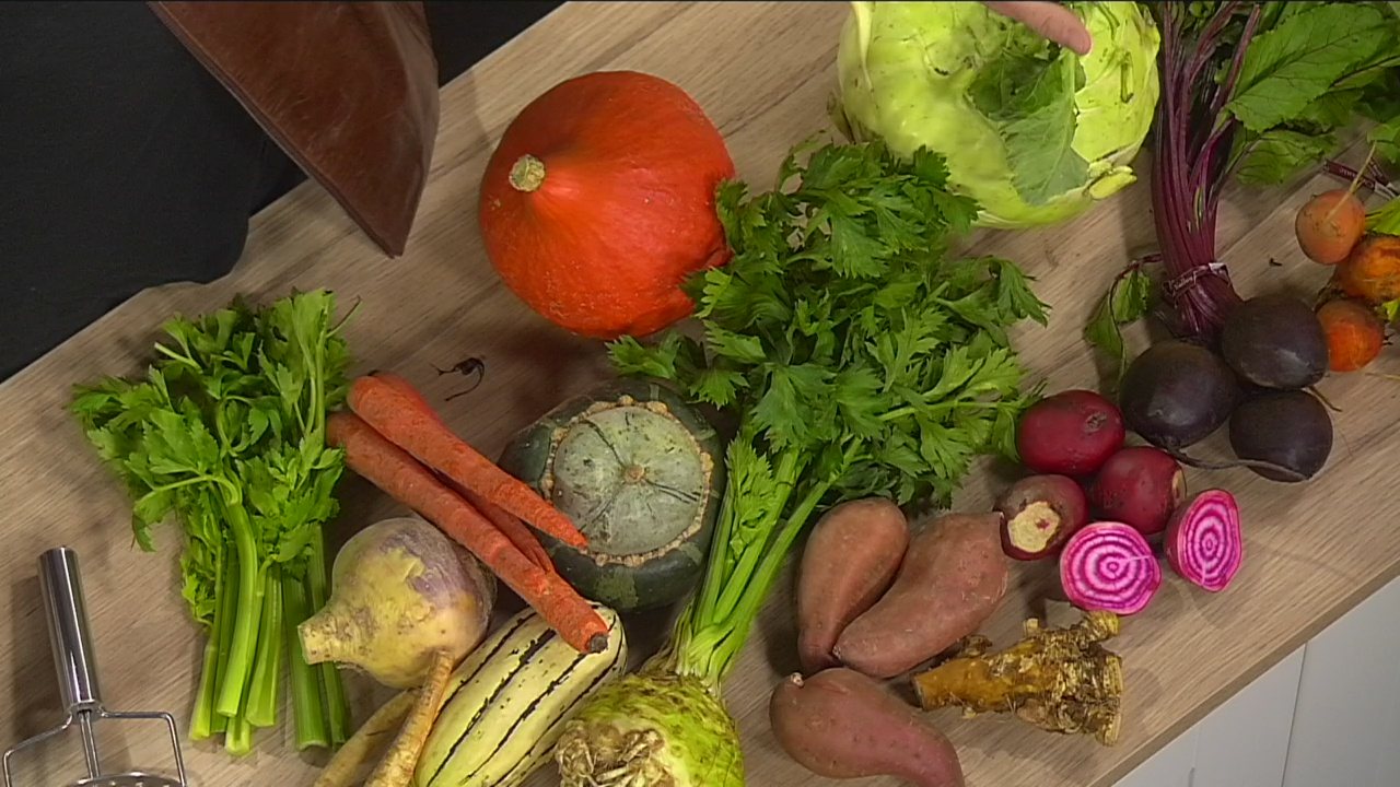 Cooking With WCCO: Utilizing Your Fall Harvest