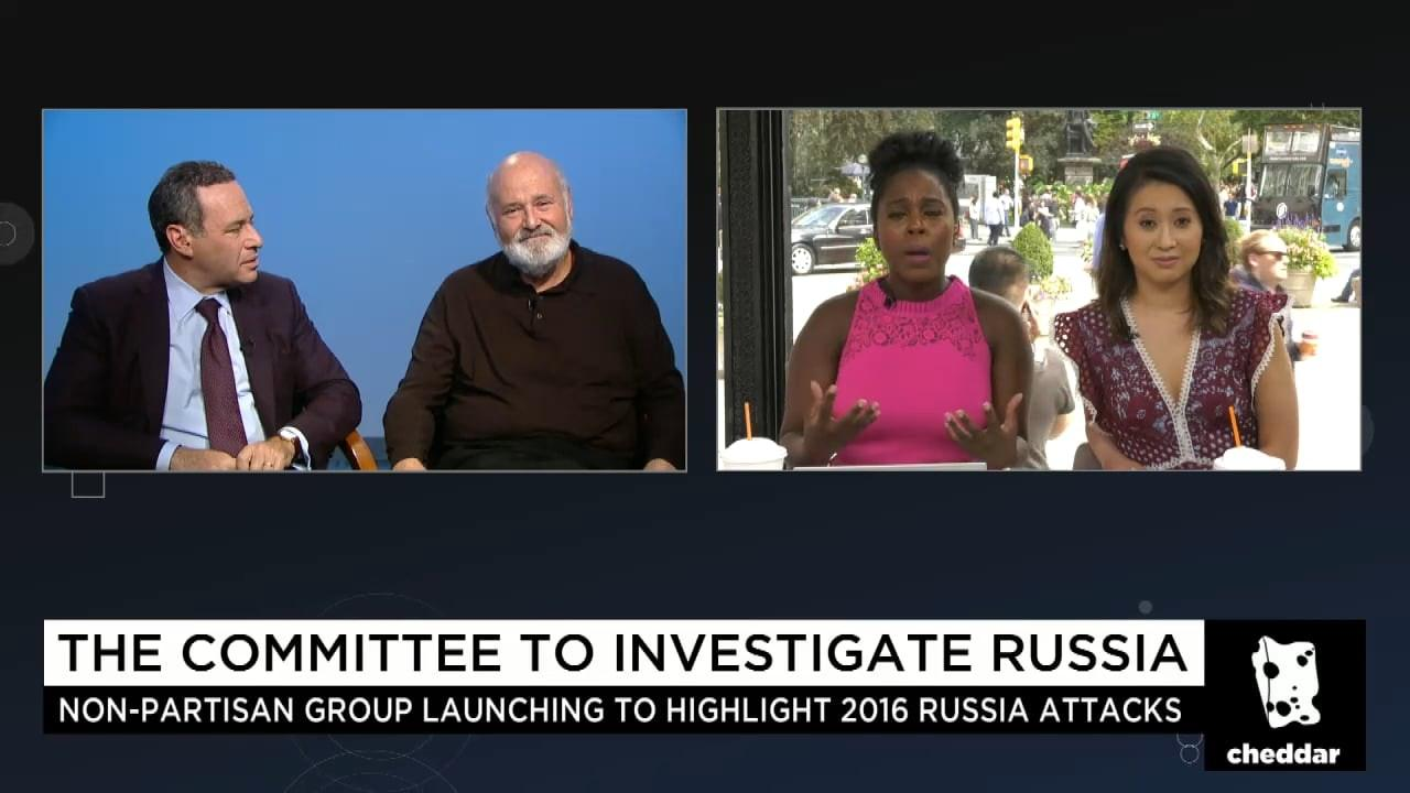 Rob Reiner: We Were Attacked by a Foreign Power