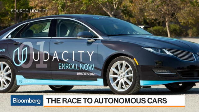Udacity Announces Intro to Self-Driving Cars Nanodegree