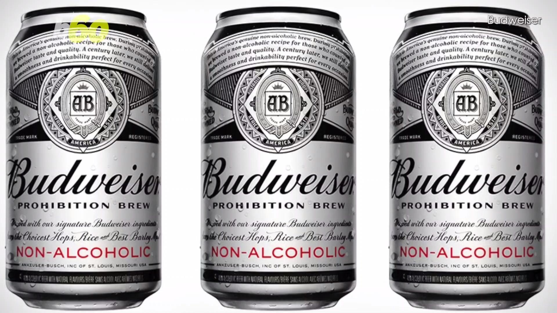 Budweiser's Expanding Its Non-Alcoholic Beer Business