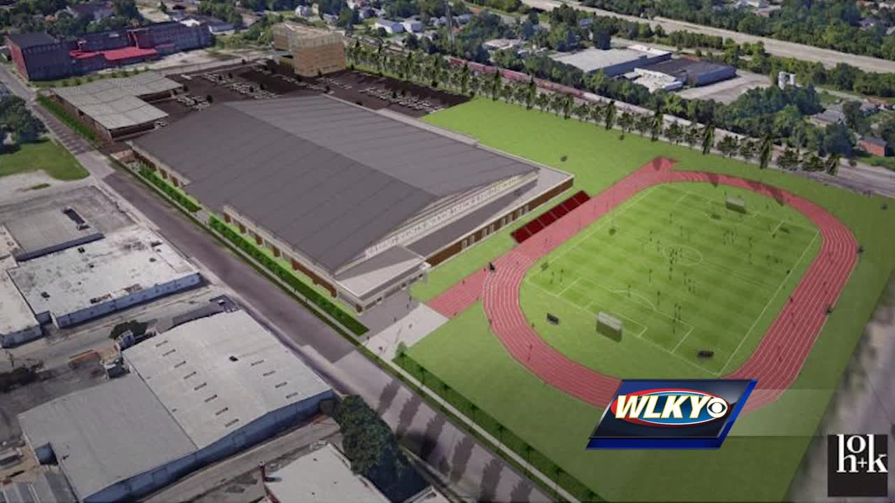 Vacant west Louisville site to become indoor sports complex