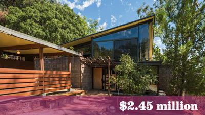 Hot Property | Midcentury modern home designed by A. Quincy Jones hits market for first time since 1962