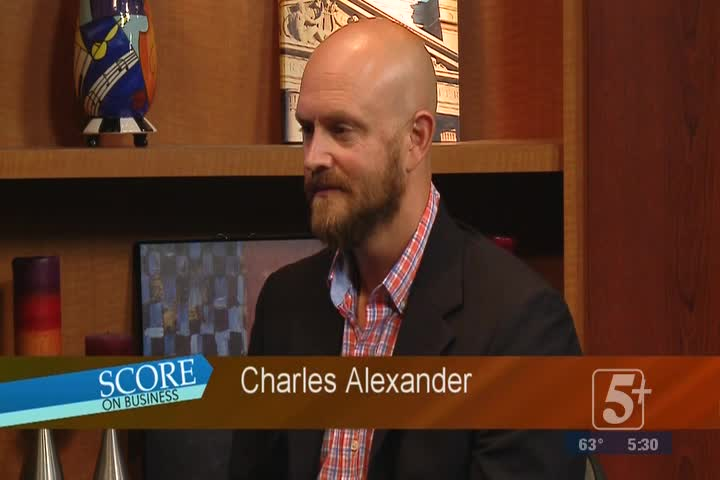 SCORE on Business: Charles Alexander