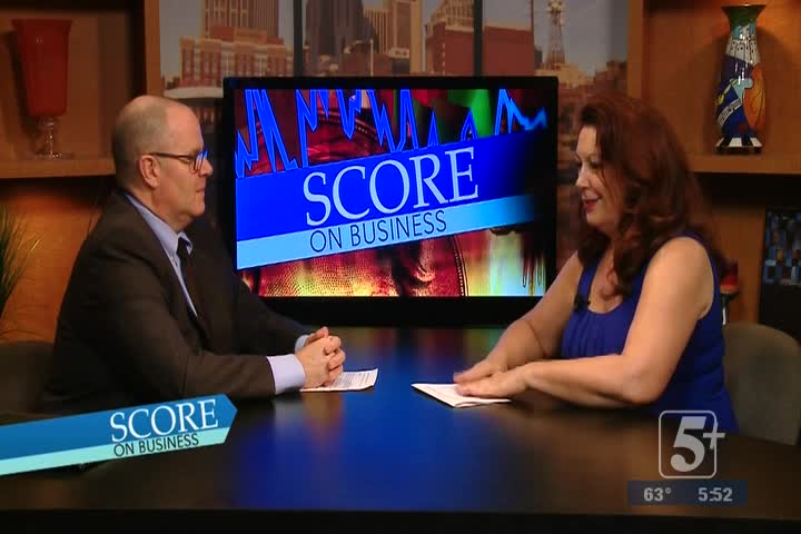 SCORE on Business: Epiphany Creative Services P. 2